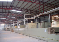 Flat Conveyor Pulp Molding Production Line Dryer / Drying Line
