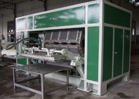 Rotating Paper Egg Tray / Egg Carton Making Machine , Pulp Moulding Machine