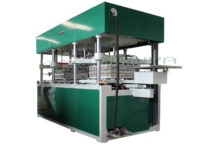 Eco - Firendly Paper Bowl Making Machine , Paper Cup Machine 3000Pcs / H