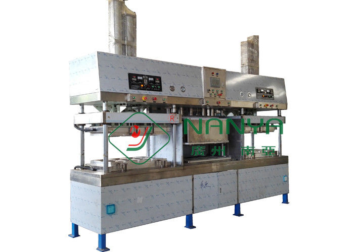 CE Approved Paper Plate Making Machine Paper Plates Forming Machinery