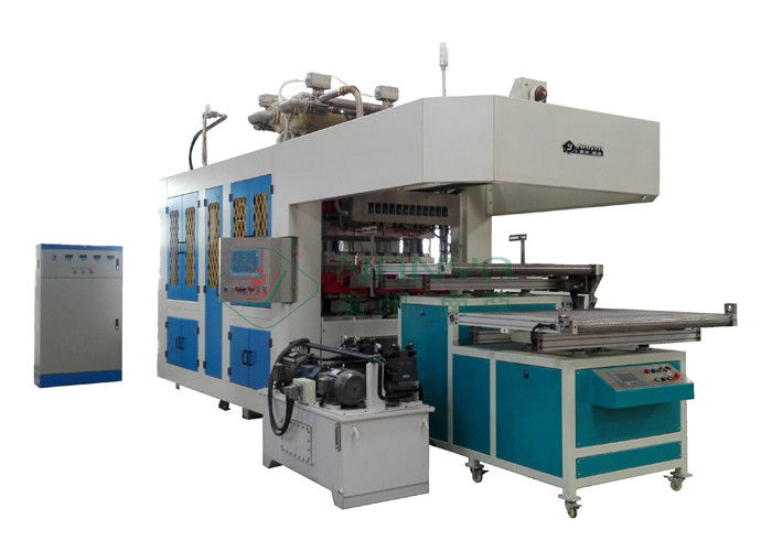 Moulding Pulp Tableware Making Machine Virgin Paper Plate Making Machine