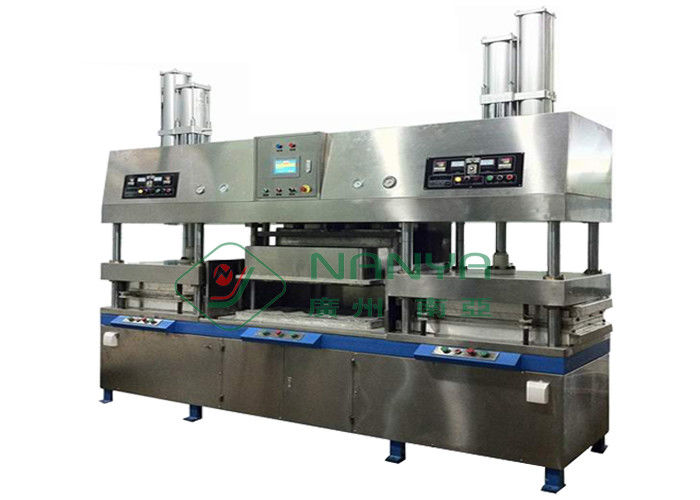 Stable Running Disposable Plate Making Machine / Paper Plates Making Machines