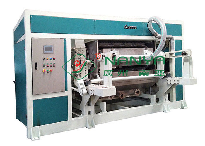 Automated Rotating Egg Tray Machine / Paper Pulp Moulding Machine