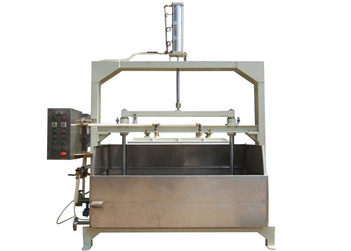 Fruit Tray Making Pulp Tray Machine Using Recycled Paper , 1200Pcs / H